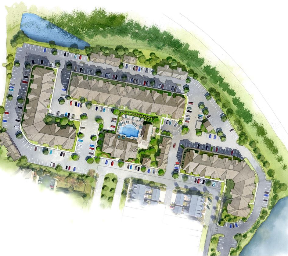 Housing Rental Sites: Pooler GA All-Inclusive Rentals: The Station At Savannah