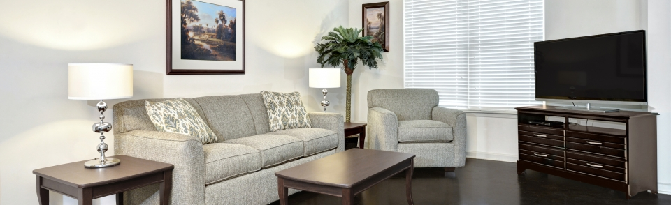 More Comfortable than a typical Extended Stay Hotel - Select Corporate Housing