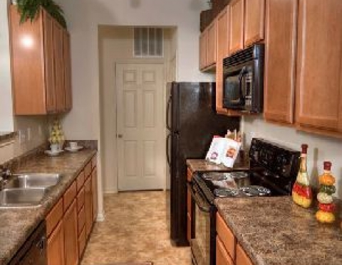 The Haven at Market Street Station Apartments - Fully Equipped Kitchens