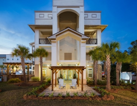 Furnished Apartments in Hanahan SC at Channel at Bowen Apartments - Luxury