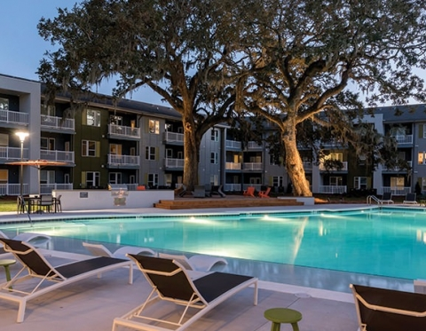 Mariner Grove downtown Savannah short-term rentals