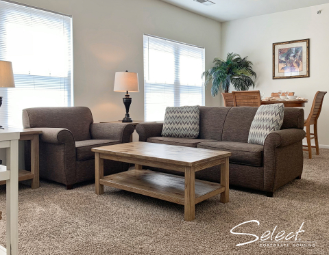 Short-Term Furnished Apartments in Hanahan SC - Channel at Bowen