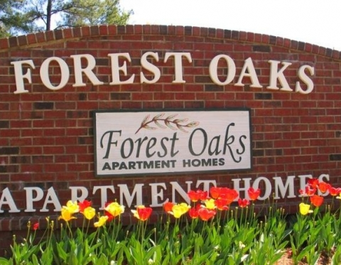 Temporary Housing In Rock Hill At Forest Oaks Apartments Select
