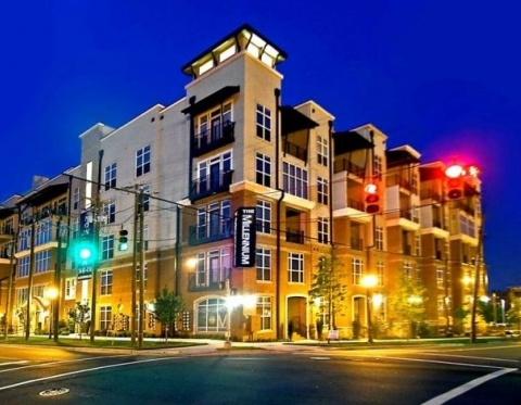 Charlotte NC Luxury Furnished Apartment Rentals Mosaic South End Select Co