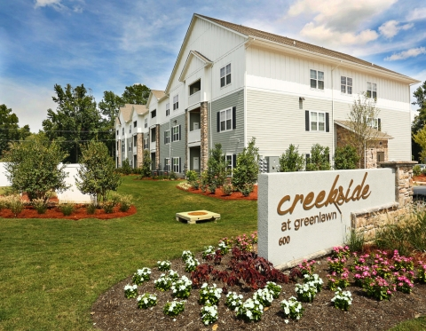 Merveilleux Creekside At Greenlawn Modern Furnished Apartments In Columbia SC