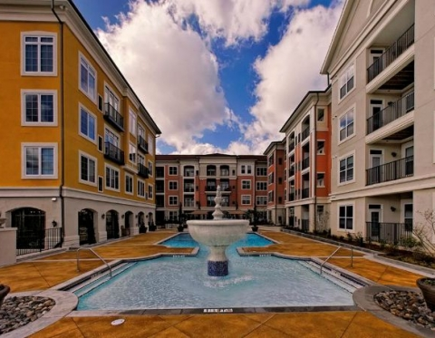 Fayetteville NC Corporate Housing at The Villagio Apartments. Fayetteville NC Furnished Apartments   Temporary Housing   Select