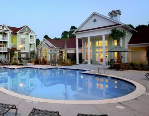Alta Surf Apartments In Myrtle Beach