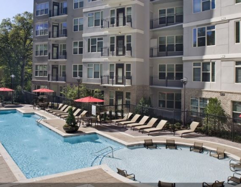 Furnished All-Inclusive Apartments in Atlanta: Gables ...