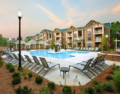 Simpsonville Sc Temporary Housing 535 Brookwood Apartments Select