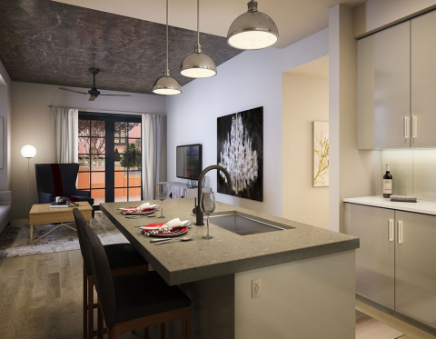 The Guild Apartments Premier Temporary Living Downtown Charleston