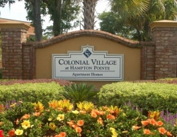 Colonial Village at Hampton Pointe Charleston Furnished Temporary Housing