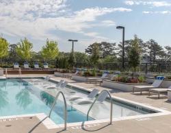 Pool and Sundeck at AMLI 3464 Atlanta Georgia