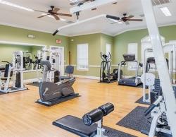 Fitness Center - Mt. Pleasant Short Term Rentals at Sweetgrass Landing