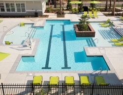 Ladson SC Furnished Apartments - Ansley Commons - Resort Style Pool