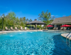 Resort Style Pool - Brigham Woods Furnished Apartments in Augusta GA