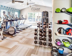 Updated Fitness Center Jamestown North Carolina