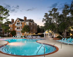 Resort Style Pool at Edgewater Plantation Furnished Apartments