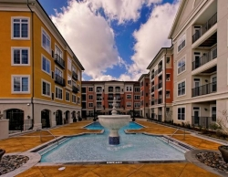Fayetteville NC Corporate Housing at The Villagio Apartments - Pool