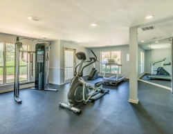 Fitness Center - Augusta GA- Springhouse Apartments - Short Term