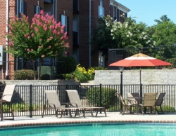 Corporate Apartments at The Reserve at Lake Carolina - Pool
