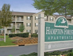 Furnished Apartments in Concord NC at Hampton Forest