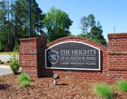 Furnished Apartments in Fayetteville NC at The Heights at McArthur Park