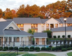 Greenwood SC Furnished Apartments at Regency Park