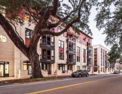 Savannah GA Historic District Furnished Rentals at The Bowery Apartments