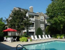Hyde Park Short-Term Apartment Rentals in Cary NC - Pool