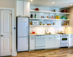 Park Circle N. Charleston Furnished Apartments - Fully-Equipped Modern Kitchen