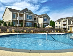 Macon GA Temporary Housing at Riverstone Apartments - Pool