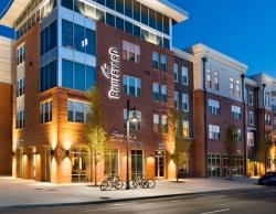 Mt Pleasant Corporate Housing: The Boulevard Apartments - Coleman Blvd