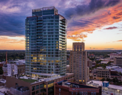 Durham NC Furnished Apartments Downtown at One City Center