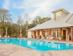 Furnished Apartments in Rincon GA at Effingham Parc - Pool