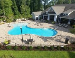 Resort Style Pool - Savannah GA Short Term Rentals