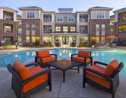 Fuquay-Varina NC Furnished Apartments at Village at Marquee Station