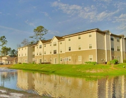 Wilmington NC Furnished Apartments Temporary Housing Abbotts Run Pond
