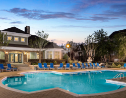 luxury short term rentals in Chapel Hill NC with a Pool