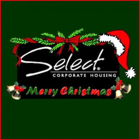 Merry Christmas from Select Corporate Housing
