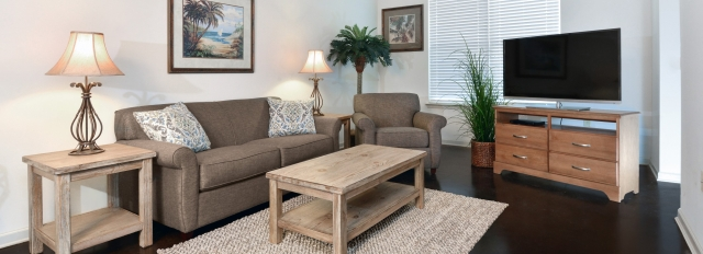 Furnished Apartment Rentals for Extended Vacationers