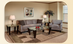 Waycross GA Furnished Apartments | Corporate Housing